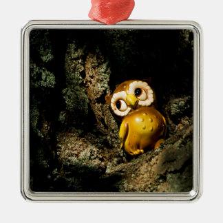 Harvey the Owl I Christmas Ornament
