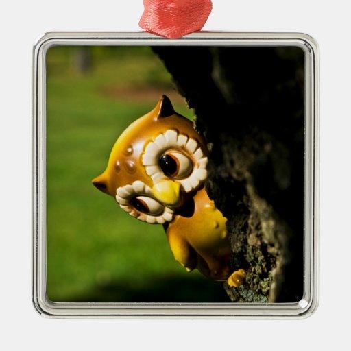 Harvey the Owl II Ornaments