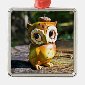 Harvey the Owl III Christmas Tree Ornament