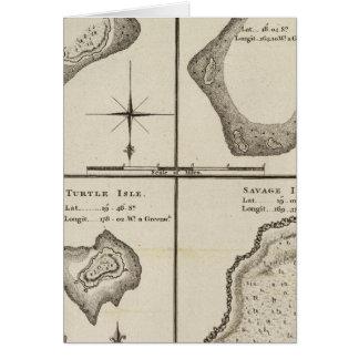 Harvey's, Palmerston, Turtle, Savage Isles Card