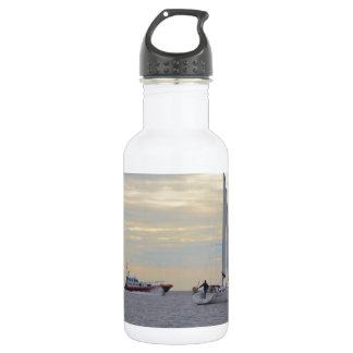 Harwich Haven Pilot Boat At Sea 532 Ml Water Bottle