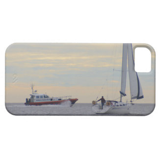 Harwich Haven Pilot Boat At Sea iPhone 5 Cover