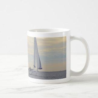 Harwich Haven Pilot Boat At Sea Coffee Mug