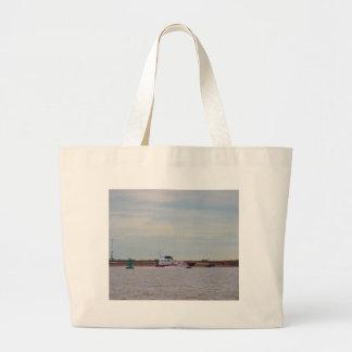 Harwich Haven Pilot Boat Canvas Bags