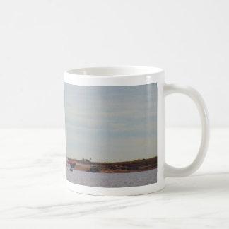 Harwich Haven Pilot Boat Basic White Mug