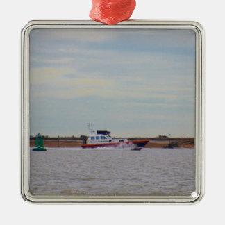 Harwich Haven Pilot Boat Christmas Ornament