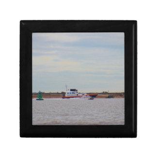 Harwich Haven Pilot Boat Trinket Boxes