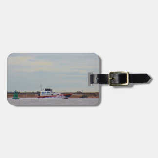 Harwich Haven Pilot Boat Tag For Luggage