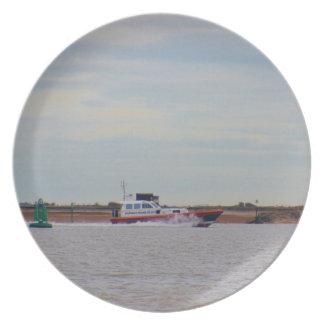 Harwich Haven Pilot Boat Plate