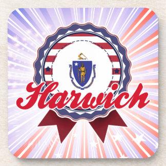 Harwich MA Drink Coasters