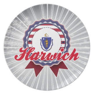 Harwich, MA Plate