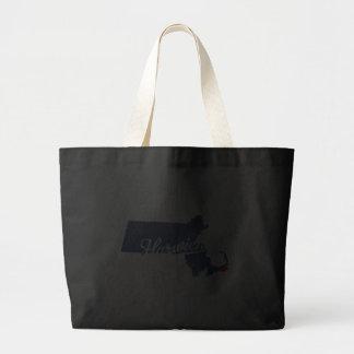 Harwich Massachusetts MA Shirt Tote Bags