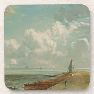 Harwich, The Low Lighthouse and Beacon Hill, c.182 Beverage Coasters