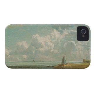 Harwich, The Low Lighthouse and Beacon Hill, c.182 Case-Mate iPhone 4 Case
