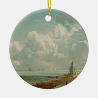Harwich The Low Lighthouse and Beacon Hill c 182 Ornaments