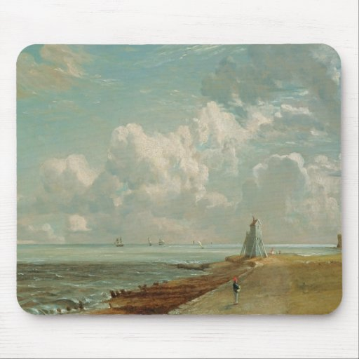 Harwich, The Low Lighthouse and Beacon Hill, c.182 Mousepad