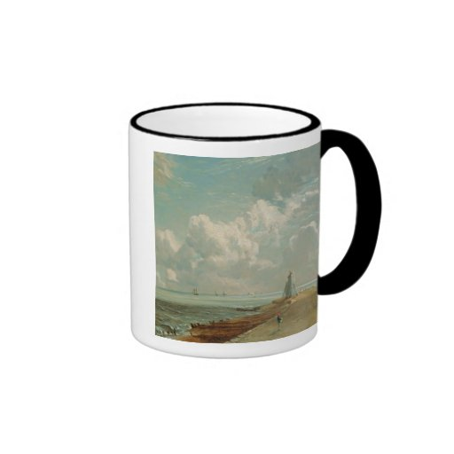 Harwich, The Low Lighthouse and Beacon Hill, c.182 Mug