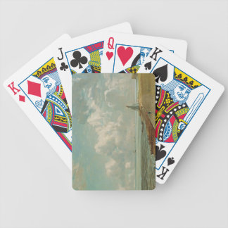 Harwich The Low Lighthouse and Beacon Hill c 182 Bicycle Card Decks