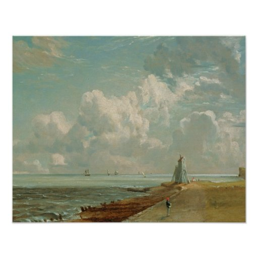 Harwich, The Low Lighthouse and Beacon Hill, c.182 Posters