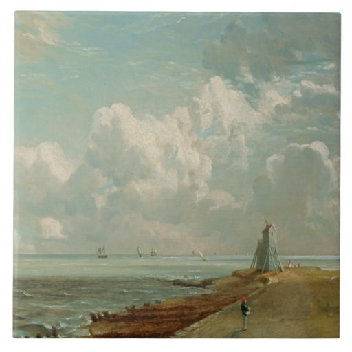 Harwich, The Low Lighthouse and Beacon Hill, c.182 Tiles