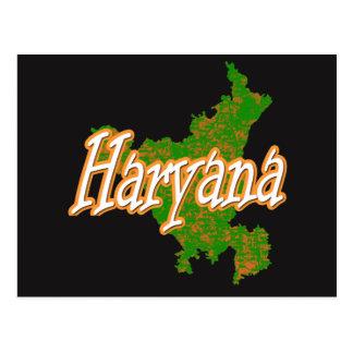 Haryana Postcard