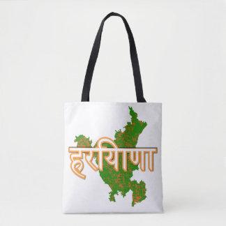 Haryana Tote Bag