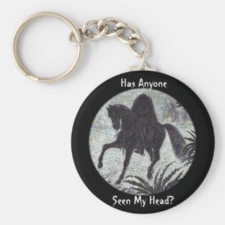 Has Anyone Seen My Head? Keychain