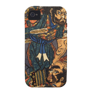 Hasebe Nobutsura during the taira attack Vibe iPhone 4 Cover