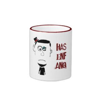 HASENFANG Cartoon Mug