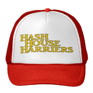 Hash House Harriers Mesh Hat