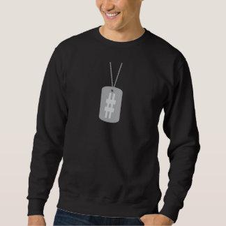 hash tag sweatshirt