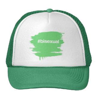 HASHTAG BISEXUAL CAP