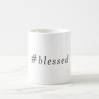 Hashtag Blessed Mug