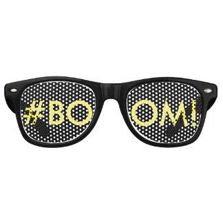 Hashtag BOOM! Retro Sunglasses