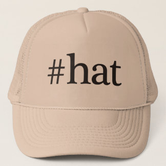 Hashtag Hat