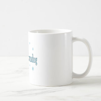 Hashtag Impeach the Groundhog Humorous Basic White Mug