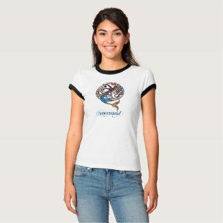 Hashtag Mermaid Ringer T-Shirt