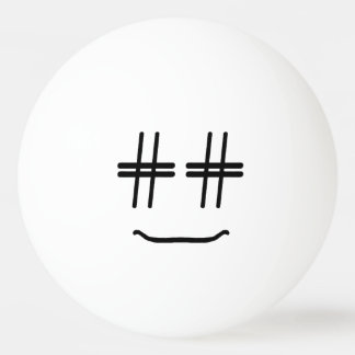 # Hashtag Smiley Face Funny Social Media