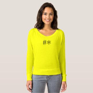 Hashtag Snowflake Shirt - #TheResistance