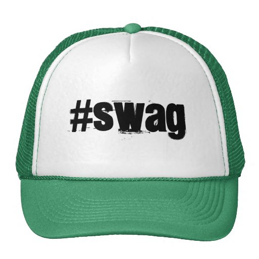 Hashtag Swag Trucker Hat