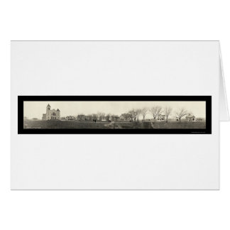 Haskell Institute KS Photo 1913 Greeting Card