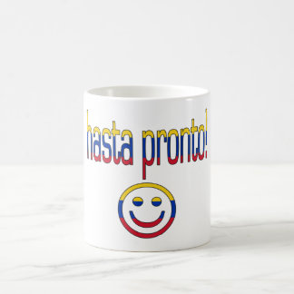 Hasta Pronto! Venezuela Flag Colors Coffee Mug