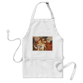 Hasten the Peace - French WW1 Apron
