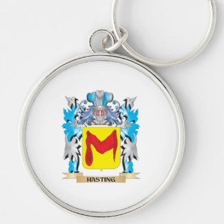 Hasting Coat of Arms - Family Crest Key Chains