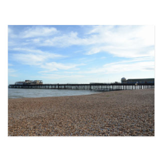 Hastings Pier Postcard
