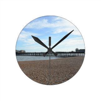 Hastings Pier Wall Clock