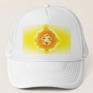 Hat abstract sun