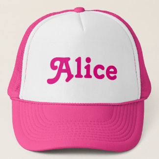 Hat Alice