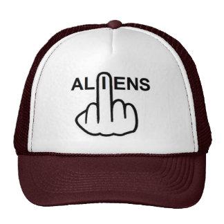 Hat Aliens Flip