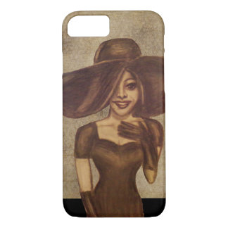 Hat and Gloves - iPhone 7 Case